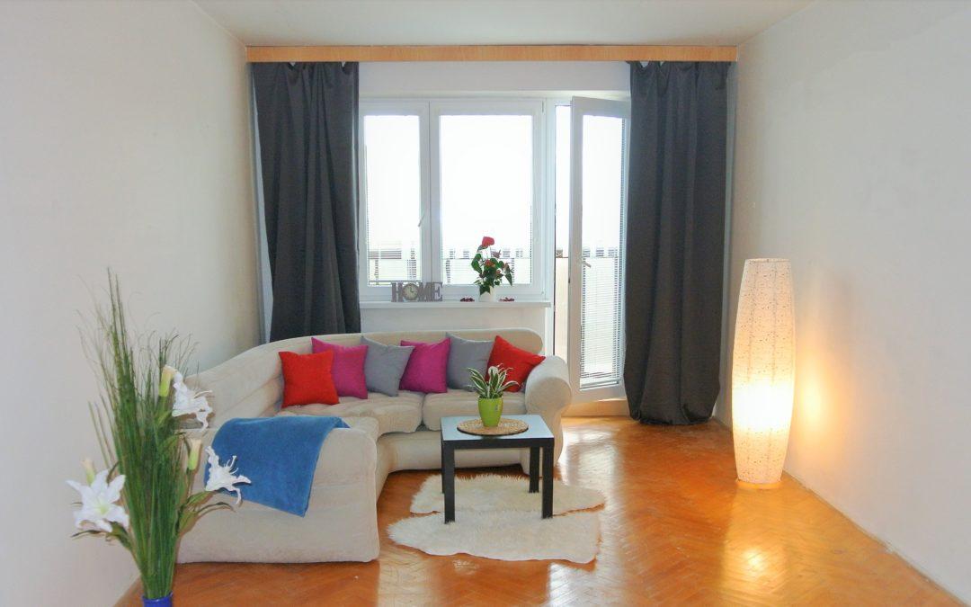 Prodej bytu 2+1 L. Podéště
