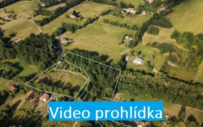 3 pozemky o celkové výměře 19.815 m2 v obci Čeladná