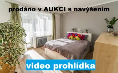 Byt 3+1 s balkónem 75 m2 Ostrava – Hrabová