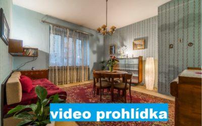 Nadstandardně velký 106 m2 byt 3+1 s balkónem v Ostravě