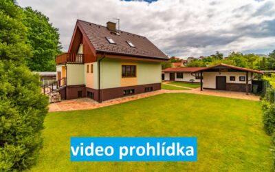 Prodej domu o dispozici 4+1 a dalšího domu bungalovu i k podnikání v Ostravě