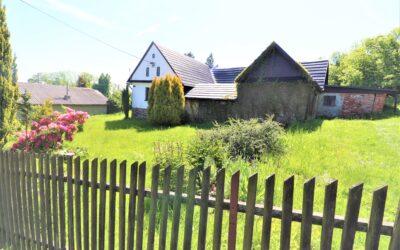 Prodej domu s vnitřním nádvořím v Klokočově